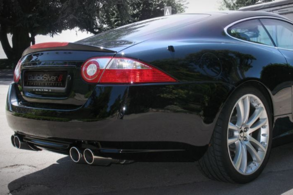 QuickSilver Jaguar X150 5.0L - Performance Sports Exhaust